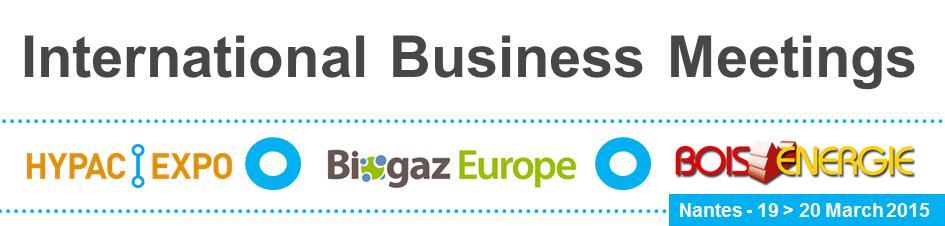Hypac Expo, Bois Energie et Biogaz Europe se tiendront en parallèle à Nantes, capitale verte européenne 2013